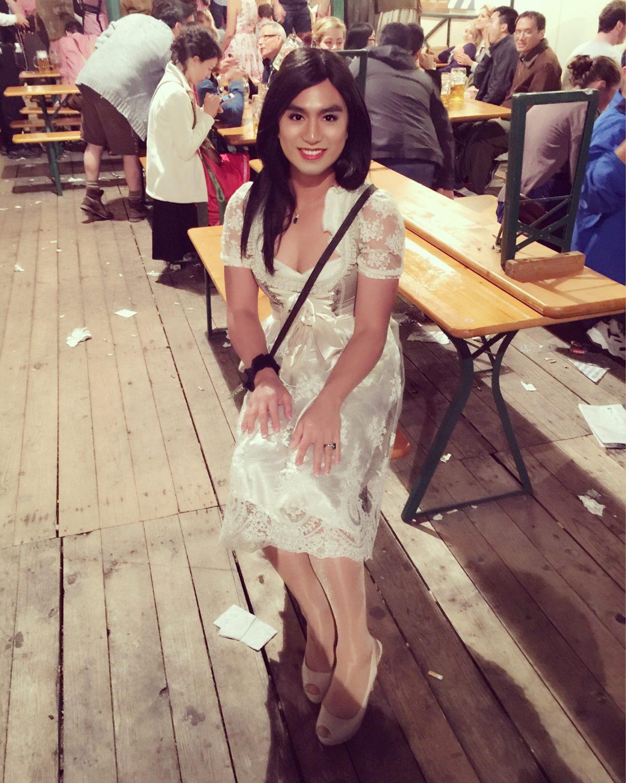 My Oktoberfest trip – Dirndl dress